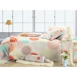 """Tiffany`s Secret комплект постельного белья """"Акварель"""" 1.5 спальное, наволочки 70х70 см"""
