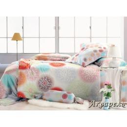 """Tiffany`s Secret комплект постельного белья """"Акварель"""" семейный, наволочки 70х70 см"""