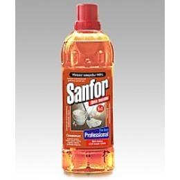 """Sanfor универсальное средство для всех типов полов """"Professional 5 в 1"""", 920 г"""