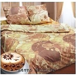 "Sova & Javoronok комплект постельного белья ""Латте Макиато"" 1.5 спальное, наволочки 50х70 см"