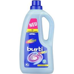 Burti жидкое средство для стирки цветного белья, 1,5 л.