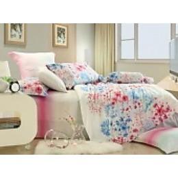 """Tiffany`s Secret комплект постельного белья """"Сон в летнюю ночь"""" 1.5 спальное, наволочки 70х70 см"""