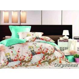 """Tiffany`s Secret комплект постельного белья """"Ожидание"""" 2-х спальное, наволочки 70х70 см"""