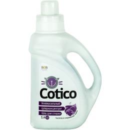 """Cotico гель для стирки """"универсальный суперконцентрат"""", 1 л."""