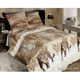 """Блаkiт комплект постельного белья """"Уайлдер"""" 1.5 спальное, наволочки 50х70 см"""