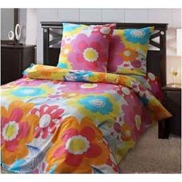 """Блаkiт комплект постельного белья """"Цветик семицветик"""" 1.5 спальное, наволочки 50х70 см"""