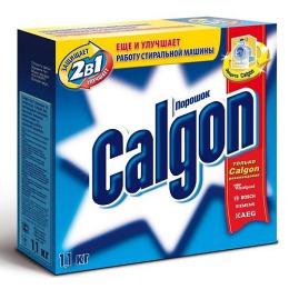 Calgon средство для cмягчения воды 2 в 1