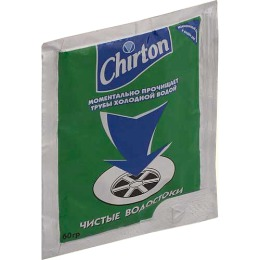 Chirton средство для прочистки труб, 60 г