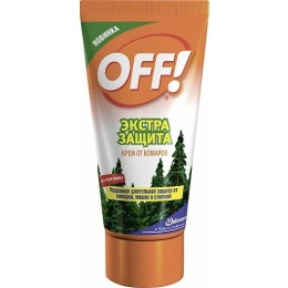 "Off! крем от комаров ""Экстра защита"", 50 мл"