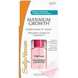 """Sally Hansen средство для защиты и роста коротких ногтей """"Maximum Growth"""""""
