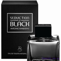 "Antonio Banderas туалетная вода ""Seduction In Black Man"" для мужчин"