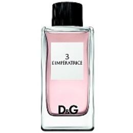 "Dolce & Gabbana туалетная вода ""3 L`Imperatrice"" для женщин"