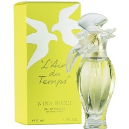 "Nina Ricci туалетная вода ""Lair du Temps"" для женщин, 50 мл"