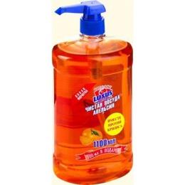 """Luxus средство для мытья посуды """"Чистая посуда """"Апельсин"""", 1.1 л"""