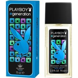"""PlayBoy парфюмированная вода """"Generation"""" для мужчин, 75 мл"""