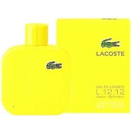 """Lacoste туалетная вода """"Eau de Lacoste. L 12.12. Jaune"""" для мужчин, 50 мл"""