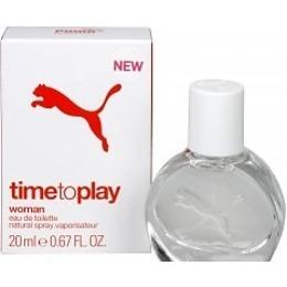 "Puma туалетная вода ""Time to Play Woman"" для женщин"