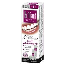 """Brilliant комплекс для зубов """"5 минут"""" отбеливающий"""