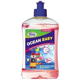 """Frau Schmidt средство для мытья детских игрушек """"Гипоаллергенное"""", 500 мл"""