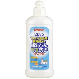 Pigeon средство для мытья детских бутылочек и овощей концентрированное, с дозатором, 300 мл