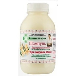 Аптечка Агафьи шампунь для жирных волос, 300 мл