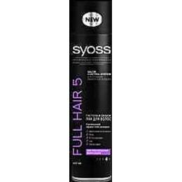 "Syoss лак для волос ""Full Hair 5 "" экстрасильная фиксация, 400 мл"