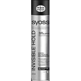 "Syoss лак для волос ""Invisible Hold Mint"" экстрасильной фиксации, 75 мл"