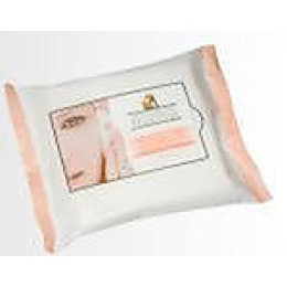 Домашние рецепты салфетки для снятия макияжа для комбинированной кожи, 20 шт
