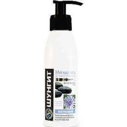 """Природная Аптека гель для умывания для чувствительной кожи """"Нейтральный. Шунгит"""", 200 мл"""