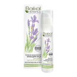"""Baikal Herbals крем для лица """"Увлажняющий"""" дневной, 50 мл"""