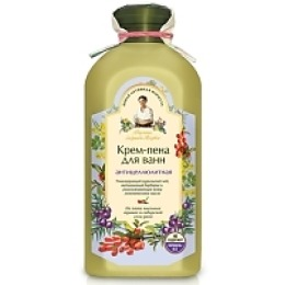 "Рецепты бабушки Агафьи крем-пена для ванн ""Антицеллюлитная"", 500 мл"