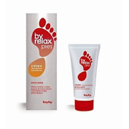 "Byrelax крем-скраб для ног ""Exfoliating"" против натоптышей и мозолей, 50 мл"