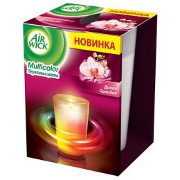 """Air Wick ароматизированная свеча """"Дикая орхидея"""", 155 г"""