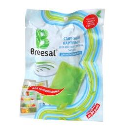 Breesal сменный картридж для био-поглотителя запаха для холодильника, 80 г