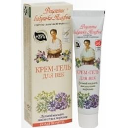 Рецепты бабушки Агафьи крем-гель для век, 40 мл