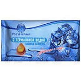 Русалочка влажные салфетки с термальной водой, 15 шт