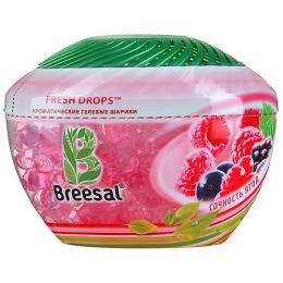 """Breesal Гелевые шарики """" Сочность ягод"""" Fresh Drops, 215г"""