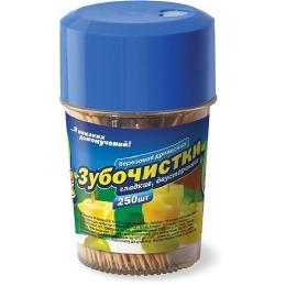 Фрекен Бок зубочистки деревянные, 250 шт