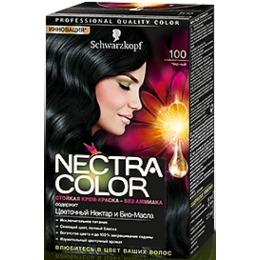 "Nectra Color краска для волос + Gliss Kur шампунь ""Защита цвета"", 250 мл"