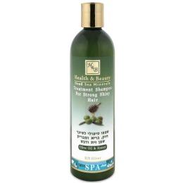 """Health Beauty шампунь """"С оливковым маслом и медом"""""""