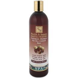 """Health Beauty шампунь """"С маслом марокканской арганы"""""""