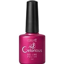 """Colorist лак для ногтей """"Gelorious"""" гелеобразный, 9 мл"""