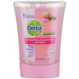 Dettol жидкое мыло для рук, антибактериальное, запасной блок для диспенсера