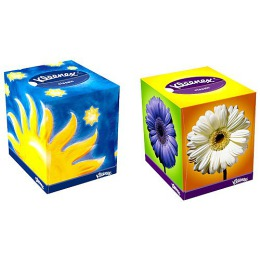 "Kleenex cалфетки в коробке ""Классик"", 50 шт"