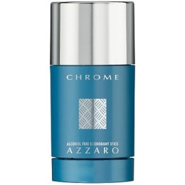 Azzaro Chrome антиперспирант, стик, 75 мл