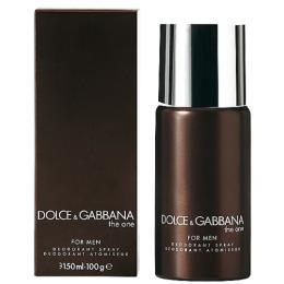 "Dolce & Gabbana дезодорант ""The One for men"" спрей, 150 мл"