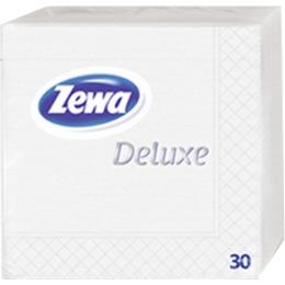 Zewa салфетки 240x240 мм. двухслойные,  30 шт