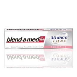 "Blend-a-med зубная паста ""3D White Luxe"""