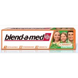 """Blend-a-med зубная паста """"3 эффект. Мягкая свежесть"""", 150 мл"""