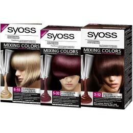 """Syoss Краска для волос """"Mixing Colors"""", 135 мл"""